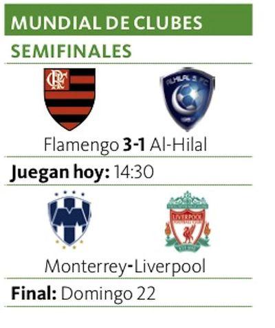 Flamengo se mete en la final