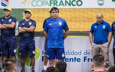 """""""Tenemos que llevar a Franco a un Nacional más"""""""