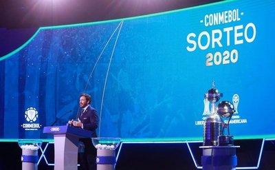 Equipos paraguayos ya conocen a sus rivales en Copa Libertadores