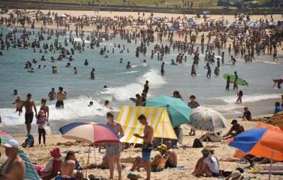 Australia registra el día más caluroso de su historia