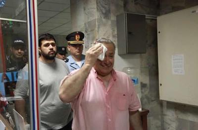 Suspenden audiencia preliminar para exsenador González Daher y su hijo