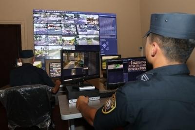 Instalan más cámaras de vídeo vigilancia para mejorar seguridad en San Bernardino
