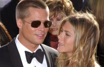 Jennifer Aniston y Brad Pitt se vuelven a reunir para celebrar la llegada de la Navidad