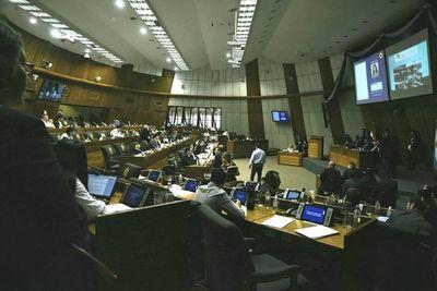 Diputados debate sobre iniciar proceso de expulsión de Quintana