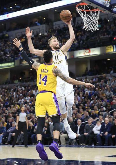 Lakers pierden el invicto de visitantes