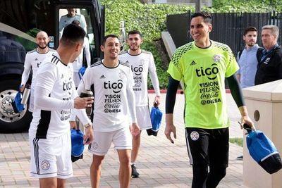 Los debuts de Paraguay en eliminatorias