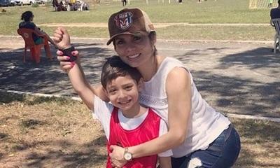 """Dahiana Bresanovich: """"El médico me dijo que mi hijo no iba sobrevivir"""""""