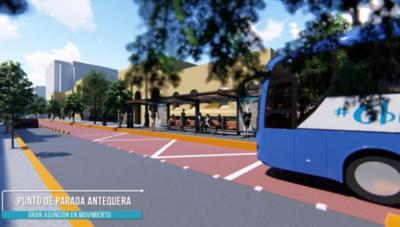 Sitibus: Diseño culminará a fines de enero
