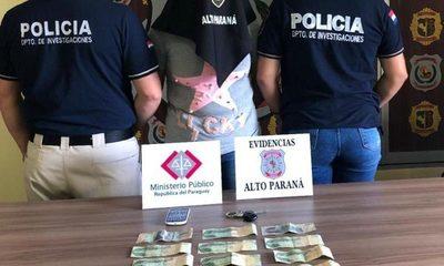 Cae «somnilera» implicada en robo a un brasileño