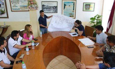 Convenio posibilitará señalizar calles de Franco