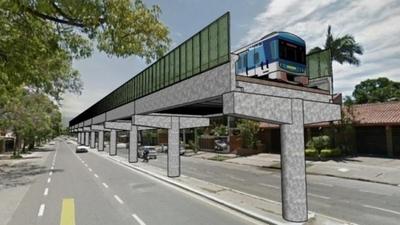 FEPASA presentó proyecto de tren elevado