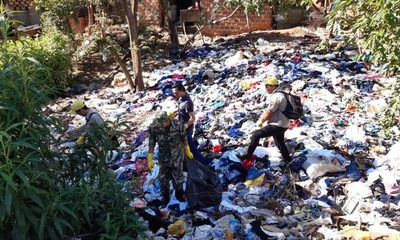 Casi 9 mil criaderos eliminados en Campaña de lucha contra el dengue en CDE