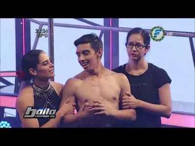 Rocio Adorno y Diego Achar los primeros finalistas del Baila 2019