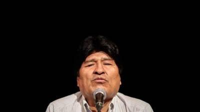 La Fiscalía boliviana emite orden de detención contra el expresidente Morales