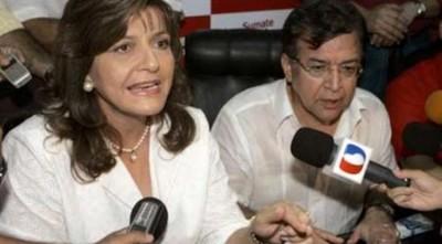 Nicanor usó fondos públicos para financiar campaña de Blanca Ovelar