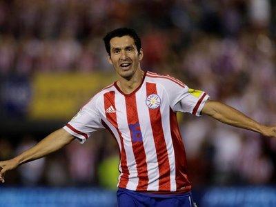 Cristian Riveros tiene nuevo club en Paraguay
