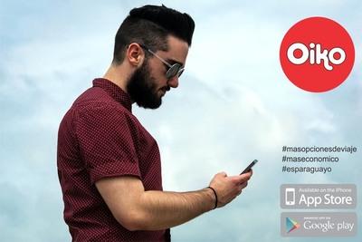 Oiko, APP paraguaya como una alternativa de MUV y UBER