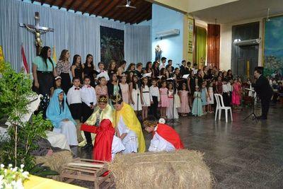 Ha Che Valle opurahéi música paraguaya ha villancico
