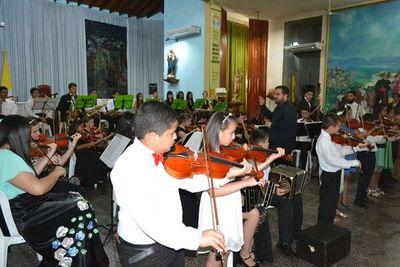 Ha Che Valle ofreció música paraguaya y villancicos
