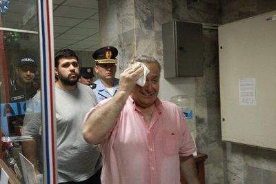 Preliminar de González Daher y su hijo fue suspendida