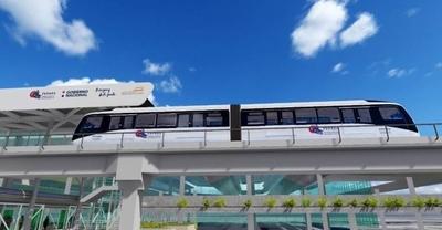HOY / Tren elevado de 15 km entre Asunción y Luque: inversión rondará los US$ 270 millones