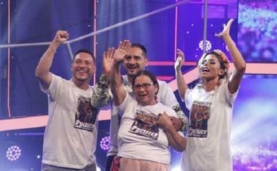 Naldy es el segundo finalista del Baila