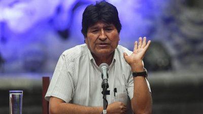 """Evo Morales: """"Vamos a ganar las elecciones"""