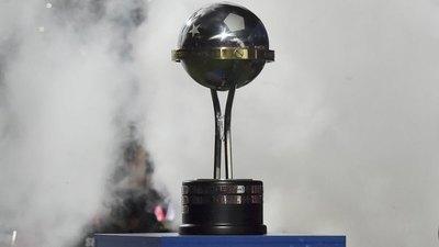 El fixture de los paraguayos en la Sudamericana 2020