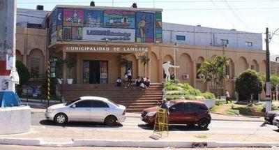 Juan Villalba fue designado como interventor de Municipalidad de Lambaré