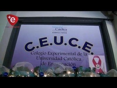 INSCRIPCIONES ABIERTAS EN EL COLEGIO EXPERIMENTAL- CEUCE