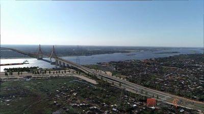 Presentaron ofertas para la construcción del Puente Asunción