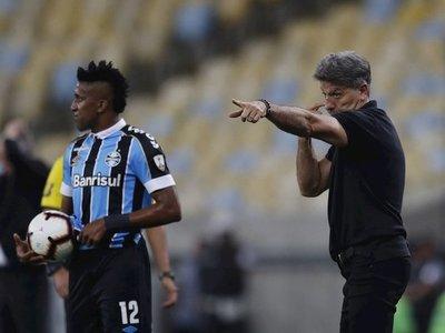 Renato Gaúcho renueva una temporada más con Gremio