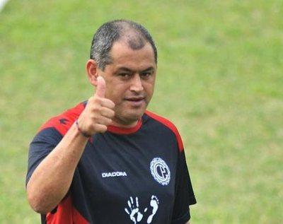 """""""Chiqui"""" Arce es el nuevo entrenador de Cerro Porteño"""