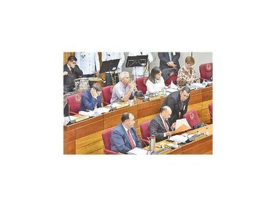 Modifican ley de jubilación de los miembros del Legislativo
