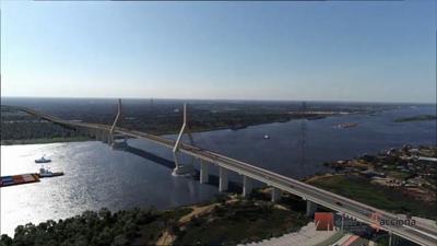 Consorcio paraguayo construirá el puente que unirá Asunción con Chaco'i