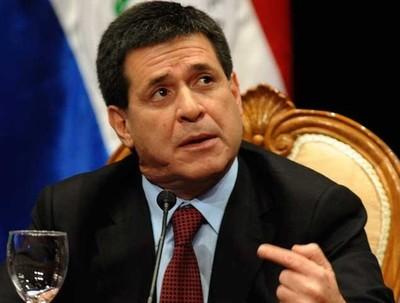Fiscalía brasileña acusó formalmente a Horacio Cartes y otras personas