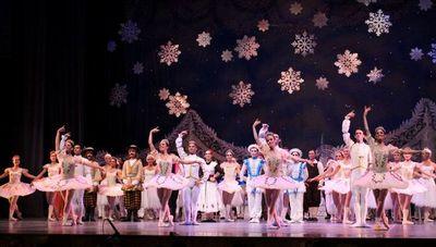 Valses y ballet en Navidad
