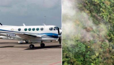 Al menos 9 muertos tras caer una avioneta con empresarios y modelos