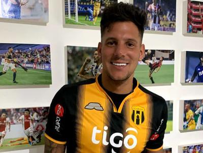 Gaspar Servio es nuevo arquero de Guaraní