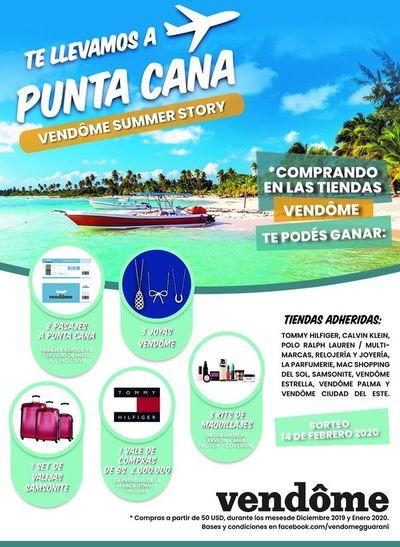 Viaje a Punta Cana, con Vendôme Summer Story