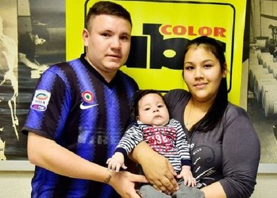 Fallece Matías el niño que padecía atrofia muscular espinal