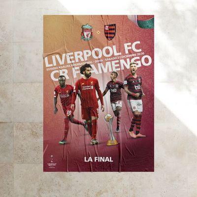 Liverpool y Flamengo van por la gloria mundial