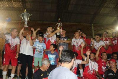 Sport Central se alza con el trofeo piqueteño