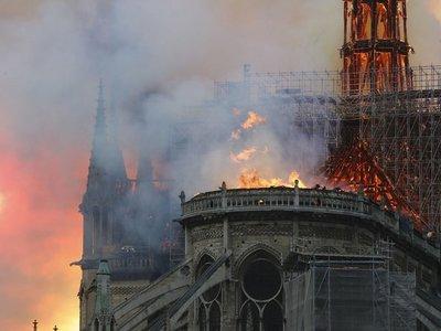 El día que se salvó Notre Dame