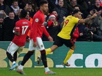 El Watford sonroja al United en el regreso de Pogba