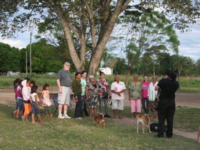 Lingüista norteamericano lucha contra el tiempo para conservar el guaná