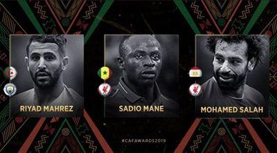 Candidatos al mejor jugador africano del año
