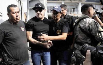 Presunto narco Cucho invoca a Dios y confía en que saldrá de prisión