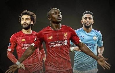 HOY / Salah, Mane y Mahrez, candidatos a mejor jugador africano de 2019