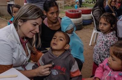 Gobierno destaca mayor inversión en Unidades de Salud de la Familia y medicamentos